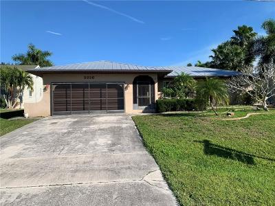 Punta Gorda Single Family Home For Sale: 3326 Magnolia Way