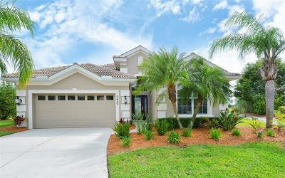 North Port Single Family Home For Sale: 5459 Club View Lane