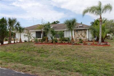 Port Charlotte Single Family Home For Sale: 4138 Perch Circle