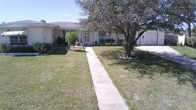 Port Charlotte Single Family Home For Sale: 413 Dunn Drive NE