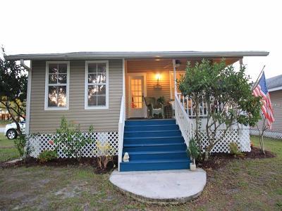Punta Gorda Single Family Home For Sale: 1210 Lemon Street