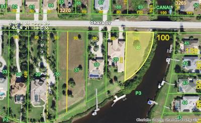 Port Charlotte Residential Lots & Land For Sale: 17567 Ohara Drive