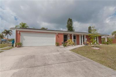 Port Charlotte Single Family Home For Sale: 4327 Lister Street