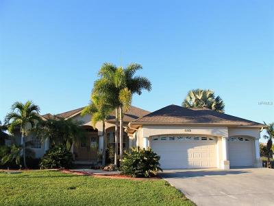 Port Charlotte Single Family Home For Sale: 15592 Melport Circle