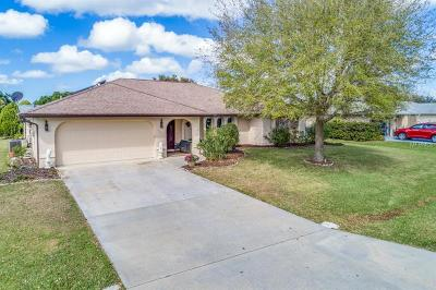 Punta Gorda Single Family Home For Sale: 1469 Ultramarine Lane