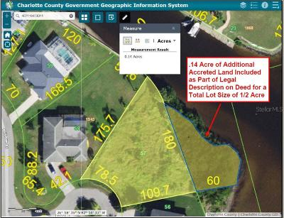 Port Charlotte Residential Lots & Land For Sale: 3528 Fox Ter