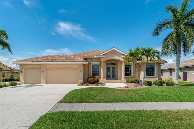 Punta Gorda Single Family Home For Sale: 3995 La Costa Island Court
