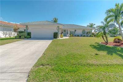 Punta Gorda Single Family Home For Sale: 2527 Rio Plato Drive