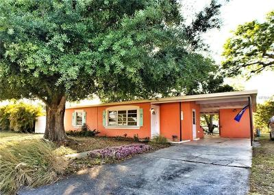 Port Charlotte Single Family Home For Sale: 4007 Conway Boulevard