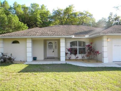 North Port Single Family Home For Sale: 4581 Caribou Avenue