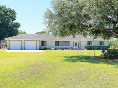 Punta Gorda Single Family Home For Sale: 5081 Palangos Drive
