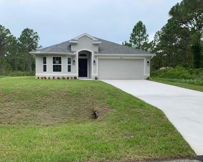 North Port FL Single Family Home For Sale: $218,150