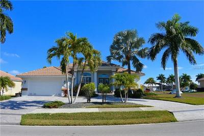 Punta Gorda Single Family Home For Sale: 3512 Whippoorwill Boulevard