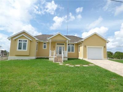 Punta Gorda FL Rental For Rent: $2,200