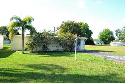 Punta Gorda FL Single Family Home For Sale: $107,500