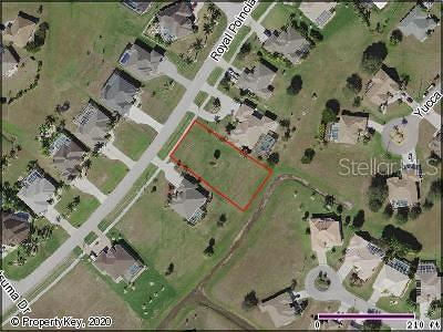 Punta Gorda Isles Sec 18, punta gorda isles sec 18, Punta Gorda Isles Sec 18 Burnt Store Meadows, Punta Gorda Isles Sec 18, Burnt Store Meadows Residential Lots & Land For Sale: 385 Royal Poinciana