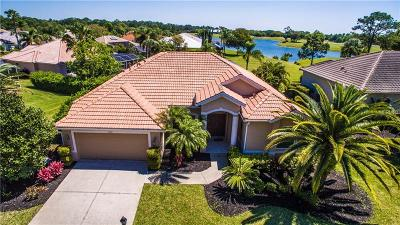 North Port Single Family Home For Sale: 2520 Silver Palm Road
