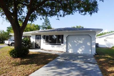 North Port Single Family Home For Sale: 8391 Pickwick Road