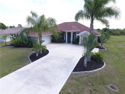 Rotonda West Single Family Home For Sale: 901 Boundary Boulevard