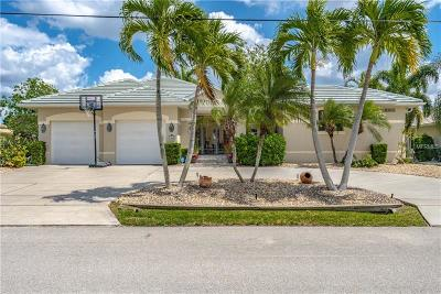 Punta Gorda Single Family Home For Sale: 3412 Curacao Court