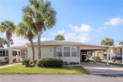 Port Charlotte FL Mobile/Manufactured For Sale: $127,000