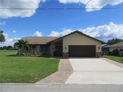 Single Family Home For Sale: 455 E Cashew