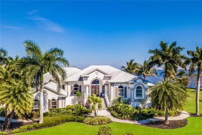Punta Gorda, Port Charlotte Single Family Home For Sale: 21470 Harborside Boulevard