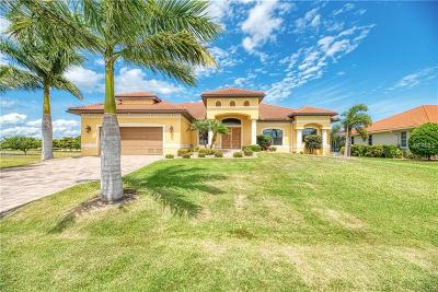 Punta Gorda Single Family Home For Sale: 2408 Padre Island Drive