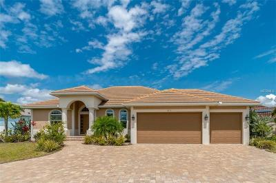 Punta Gorda Single Family Home For Sale: 3836 Turtle Dove Boulevard