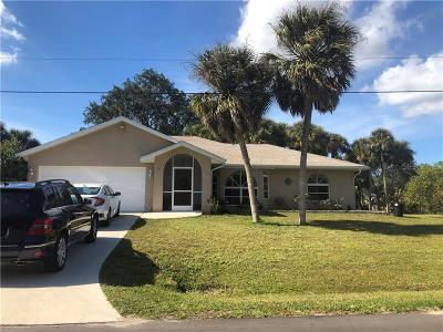 Punta Gorda Single Family Home For Sale: 11435 Pepperdine Street