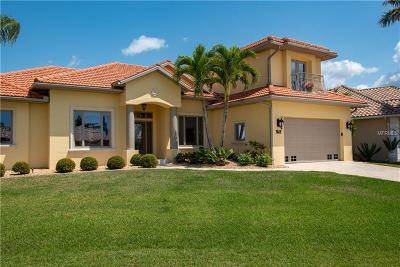 Punta Gorda Single Family Home For Sale: 3512 Dipper Court