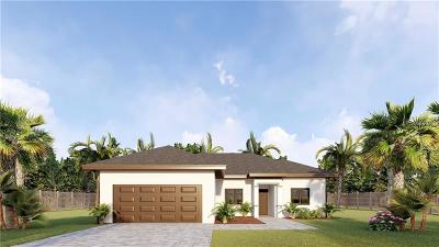 Cape Coral Single Family Home For Sale: 603 NW 16th Place