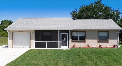 Englewood FL Single Family Home For Sale: $179,900