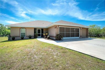 Rotonda West Single Family Home For Sale: 113 Thelma Drive