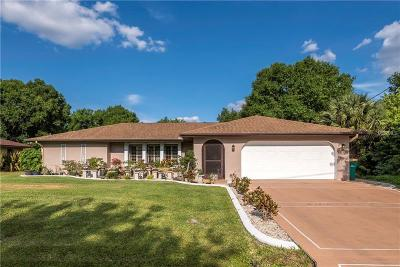 Port Charlotte Single Family Home For Sale: 1236 Lyle Street