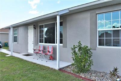 Punta Gorda Single Family Home For Sale: 30056 Holly Road
