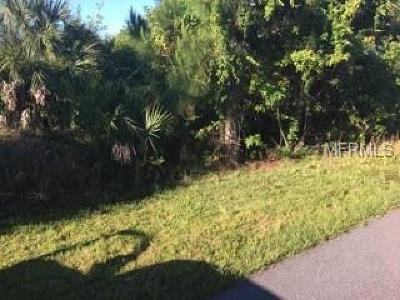 Port Charlotte Residential Lots & Land For Sale: 14198 Fort Worth Circle