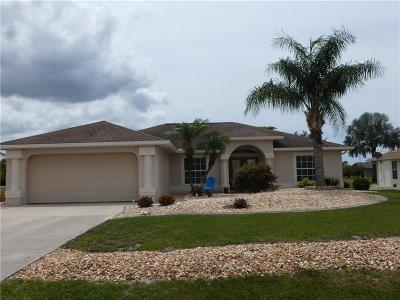 Punta Gorda Single Family Home For Sale: 25399 Rupert Road