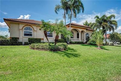 Punta Gorda, Port Charlotte Single Family Home For Sale: 3607 Darin Dr