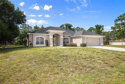 Rotonda, Rotonda West, Rotonda Lakes Single Family Home For Sale: 259 Long Meadow Lane