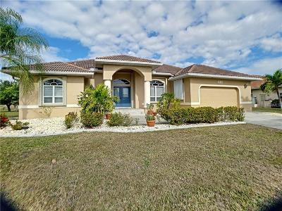 Punta Gorda Single Family Home For Sale: 2416 Ryan Boulevard