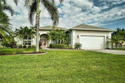 Port Charlotte Single Family Home For Sale: 5224 Conner Terrace