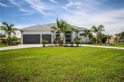 Punta Gorda Single Family Home For Sale: 158 Colony Point Drive
