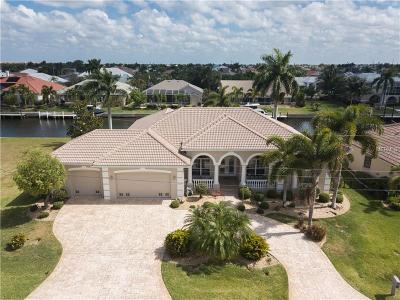 Punta Gorda Single Family Home For Sale: 3652 Aruba Court