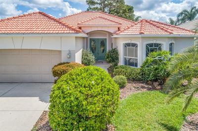 North Port Single Family Home For Sale: 2942 Royal Palm Drive