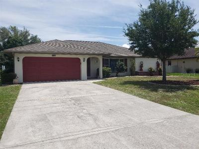 Punta Gorda Single Family Home For Sale: 25416 Aysen Drive