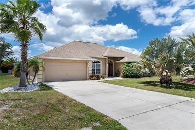 Punta Gorda Single Family Home For Sale: 65 Pepe Court