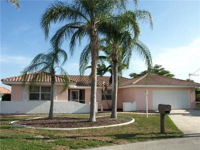 Punta Gorda Single Family Home For Sale: 381 Delido Court