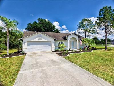 Punta Gorda Single Family Home For Sale: 27133 Punta Cabello Court