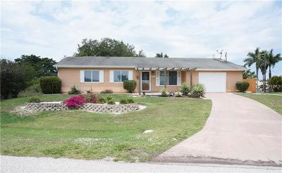 Port Charlotte Single Family Home For Sale: 21001 Higgs Drive